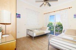 Спальня 2. Кипр, Фиг Три Бэй Протарас : Уютная двухэтажная вилла с 3-мя спальнями, с частным бассейном, патио и барбекю, расположена в центре Протараса