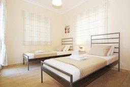 Спальня 3. Кипр, Фиг Три Бэй Протарас : Уютная двухэтажная вилла с 3-мя спальнями, с частным бассейном, патио и барбекю, расположена в центре Протараса