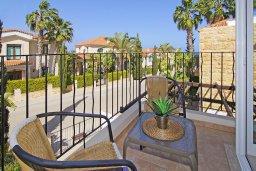 Балкон. Кипр, Фиг Три Бэй Протарас : Роскошная вилла с великолепным видом на Средиземное море, с 3-мя спальнями, 2-мя ванными комнатами, с бассейном, солнечной террасой с патио, lounge-зоной и каменным барбекю, расположена недалеко от пляжа Fig Tree Bay
