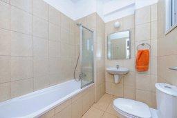 Ванная комната 2. Кипр, Фиг Три Бэй Протарас : Замечательная вилла с видом на Средиземное море, с 3-мя спальнями, 2-мя ванными комнатами, балконом, солнечной террасой с патио и барбекю