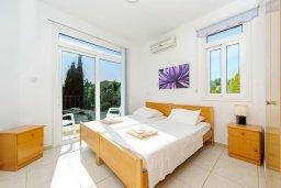 Спальня 3. Кипр, Фиг Три Бэй Протарас : Замечательная вилла с видом на Средиземное море, с 3-мя спальнями, 2-мя ванными комнатами, балконом, солнечной террасой с патио и барбекю
