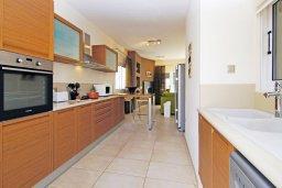 Кухня. Кипр, Фиг Три Бэй Протарас : Восхитительная двухэтажная вилла на побережье с 3-мя спальнями, красивым садом с патио, бассейном и барбекю