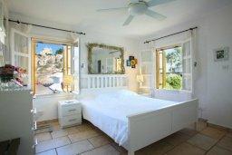 Спальня 3. Кипр, Санрайз Протарас : Живописный коттедж с 3-мя спальнями, окруженный экзотическими пальмами с великолепным видом на море и плавательным бассейном