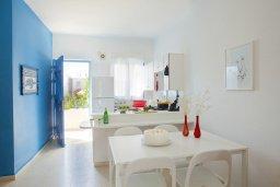 Кухня. Кипр, Санрайз Протарас : Красивый апартамент с 2-мя спальнями, оформленный в традиционном архитектурном стиле Греческих островов
