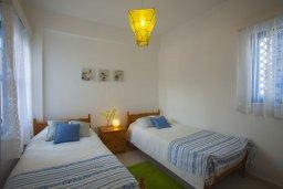 Спальня 2. Кипр, Санрайз Протарас : Красивый апартамент с 2-мя спальнями, оформленный в традиционном архитектурном стиле Греческих островов