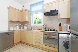 Кухня. Кипр, Фиг Три Бэй Протарас : Двухэтажная вилла с 3-мя спальнями, с беседкой, приватным двориком и барбекю