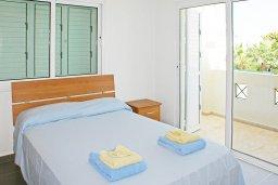 Спальня 3. Кипр, Пернера Тринити : Привлекательная двухэтажная вилла с 3-мя спальнями, с чудесным садиком, бассейном и верандой