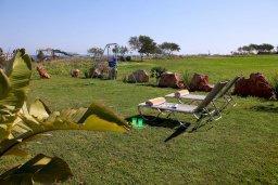 Развлечения и отдых на вилле. Кипр, Пернера : Уютная вилла с 2-мя спальнями, открытым бассейном, зеленым садом и и солнечной террасой с барбекю