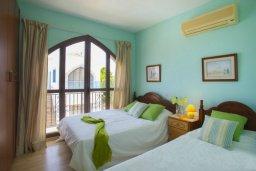 Спальня 2. Кипр, Санрайз Протарас : Потрясающая двухэтажная вилла с 3-мя спальнями, с частным бассейном, зеленым садом, общим теннисным кортом