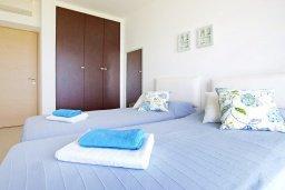 Спальня 2. Кипр, Пернера Тринити : Апартамент на побережье в средиземноморском стиле с 2-мя спальнями, с огромным балконом и чудесным видом на море