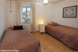 Спальня 3. Кипр, Какопетрия : Традиционный каменный дом с 3-мя спальнями на горнолыжном курорте
