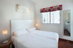 Спальня 2. Кипр, Коннос Бэй : Двухэтажная вилла с 2-мя спальнями, с большим открытым плавательным бассейном и барбекю