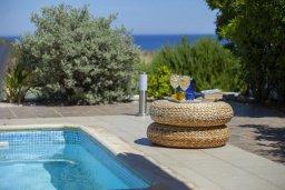 Территория. Кипр, Фиг Три Бэй Протарас : Современная элегантная вилла с 3-мя спальнями, 3-мя ванными комнатами, с бассейном, тенистой террасой с патио и барбекю, расположена на побережье Протараса недалеко от пляжа Fig Tree Bay