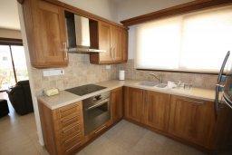 Кухня. Кипр, Писсури : Благоустроенная вилла для 6-ти человек с 3-мя спальнями с открытым плавательным бассейном и ландшафтным садом