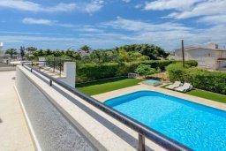 Вид. Кипр, Нисси Бич : Восхитительная 3-спальная вилла с частным бассейном, расположена в самом центре Айя-Напы, всего в нескольких минутах ходьбы от пляжа
