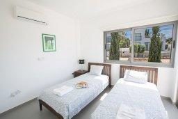 Спальня. Кипр, Лачи : Фантастическая вилла с 3-мя спальнями и потрясающим видом на Средиземное море, с открытым плавательным бассейном и барбекю