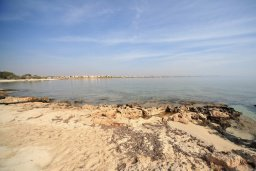 Пляж Potamos Bay beach (Liopetri river) в Айя Текле (Айя Фекле, Ионион)