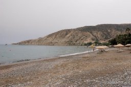 Пляж Pissouri Beach / Pissouri Bay в Писсури