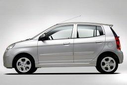 Kia Picanto 1.1 автомат : Кипр