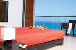 Кипр, Помос : Роскошная вилла с панорамным видом на море, с 3-мя спальнями, с бассейном, патио и барбекю, расположена в Полисе
