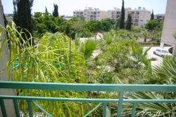Вид. Кипр, Мутаяка Лимассол : Апартамент 1 спальня, верхний этаж