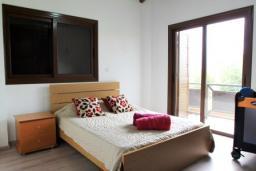 Спальня. Кипр, Декелия - Ороклини : Вилла с 2-мя спальнями и бассейном в Ларнаке