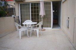 Терраса. Кипр, Мутаяка Лимассол : Мезонет с гостиной и двумя отдельными спальнями