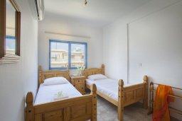 Спальня 2. Кипр, Сиренс Бич - Айя Текла : Вилла с 3-мя спальнями, с бассейном и барбекю, расположена у аквапарка Waterworld