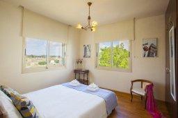 Спальня 3. Кипр, Ларнака город : Апартамент возле пляжа с шикарным видом на море, с большой гостиной и 3-мя спальнями