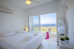Спальня 2. Кипр, Коннос Бэй : Вилла у моря в стиле Греческих островов, с большим садом и меблированной террасой с барбекю