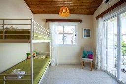Спальня 2. Кипр, Менеу : Уютная вилла с 2-мя спальнями, с зеленым двориком и патио с барбекю
