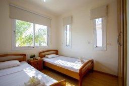 Спальня 2. Кипр, Каппарис : Уютная вилла с 2-мя спальнями, с зелёным двориком и барбекю, находится всего в нескольких минутах ходьбы от пляжа Malama