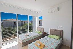 Спальня 3. Кипр, Каппарис : Современная комфортабельная вилла с 3-мя спальнями, с просторным бассейном и солнечной террасой с барбекю