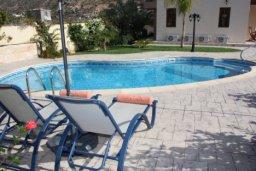 Бассейн. Кипр, Писсури : Вилла с бассейном, большой гостиной, 2-мя спальнями, двориком, местом для барбекю, парковкой, Wi-Fi
