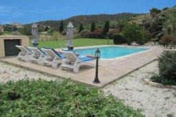 Бассейн. Кипр, Писсури : Вилла с бассейном и большой зеленой лужайкой, 3 спальни, 3 ванные комнаты, место для барбекю, парковка, Wi-Fi