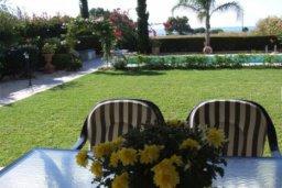 Территория. Кипр, Писсури : Вилла с бассейном и зеленым двориком, большой гостиной, 3 спальни, 2 ванные комнаты, место для барбекю, парковка, Wi-Fi
