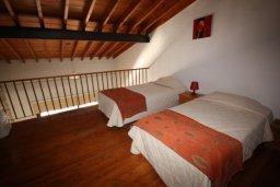 Спальня 2. Кипр, Писсури : Вилла с бассейном, гостиная, 2 спальни, место для барбекю, зеленый дворик, парковка, Wi-Fi