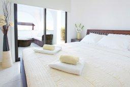 Спальня 2. Кипр, Коннос Бэй : Двухэтажная вилла на берегу моря с 4-мя спальнями, с бассейном и солнечной террасой