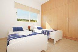 Спальня 3. Кипр, Пернера Тринити : Красивая двухэтажная вилла с 3-мя спальнями, с зелёным двориком и джакузи