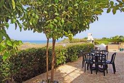 Территория. Кипр, Санрайз Протарас : Прекрасная двухэтажная вилла с 3-мя спальнями, с бассейном, солнечной террасой и традиционной печью