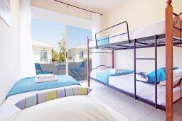 Спальня 3. Кипр, Каппарис : Потрясающая вилла с 3-мя спальнями, бассейном и двориком с барбекю, расположена в самом сердце Каппариса