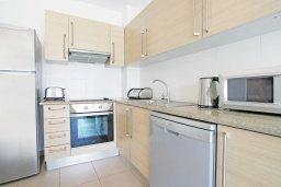 Кухня. Кипр, Фиг Три Бэй Протарас : Современный апартамент с отдельной спальней и балконом, расположен недалеко от пляжа Fig Tree Bay