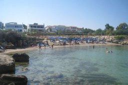 Пляж Визакия / Vizakia beach в Протарасе Cavo Maris