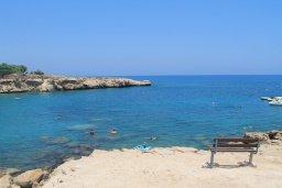 Пляж Малама / Malama beach (Skoutari) в Каппарисе