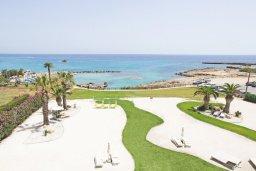 Вид на море. Кипр, Каво Марис Протарас : Шикарный апартамент в 100 метрах от пляжа, с двумя спальнями и балконом с шикарным видом на море