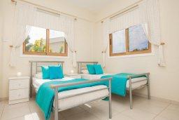 Спальня 2. Кипр, Сиренс Бич - Айя Текла : Роскошная вилла с бассейном, с 2-мя спальнями, прекрасным зелёным садом с патио и барбкю