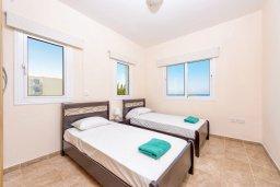 Спальня 3. Кипр, Каппарис : Роскошная вилла с видом на море, с 3-мя спальнями, с бассейном и солнечной террасой с патио и барбекю