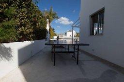 Терраса. Кипр, Санрайз Протарас : Шикарная вилла с 3-мя спальнями, с бассейном, тенистой террасой с патио, барбекю и настольным теннисом