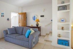 Гостиная. Кипр, Пернера Тринити : Прекрасная вилла с 2-мя спальнями, уютным патио и барбекю