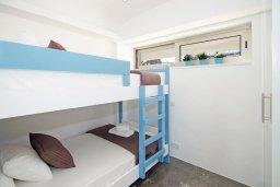 Спальня 3. Кипр, Каво Марис Протарас : Шикарный апартамент в 100 метрах от пляжа, с тремя спальнями, двумя ванными комнатами и балконом с шикарным видом на море
